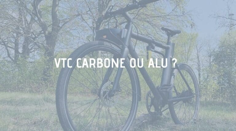 VTC carbone ou alu